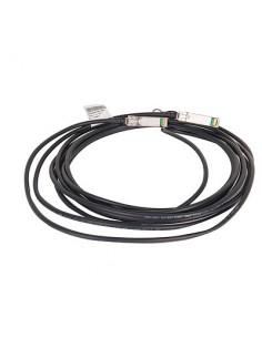 Hewlett Packard Enterprise X240 10G SFP+ 5m DAC verkkokaapeli Musta Hp JG081C - 1