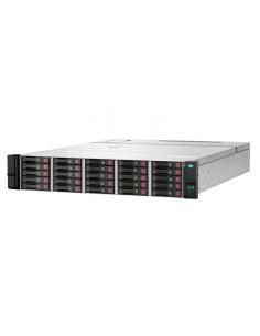 Hewlett Packard Enterprise HPE D3710 Enclosure levyjärjestelmä Teline ( 2U ) Musta, Hopea Hp Q1J10A - 1
