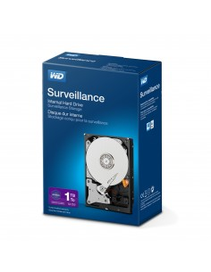 "Western Digital Surveillance Storage 3.5"" 1000 GB Serial ATA III Western Digital WDBGKN0010HNC-ERSN - 1"