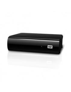 Western Digital 1TB My Book AV-TV externa hårddiskar 1000 GB Svart Western Digital WDBGLG0010HBK-EESN - 1