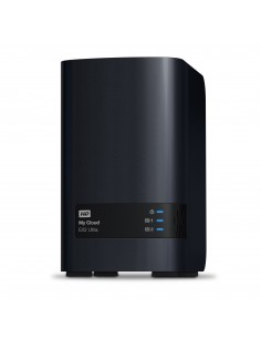 Western Digital My Cloud EX2 Ultra NAS Työpöytä Ethernet LAN Musta Armada 385 Western Digital WDBVBZ0120JCH-EESN - 1