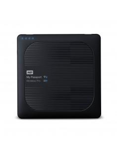 Western Digital My Passport Wireless Pro external hard drive Wi-Fi 1000 GB Black Western Digital WDBVPL0010BBK-EESN - 1