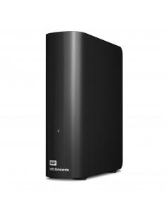 Western Digital WD Elements Desktop externa hårddiskar 4000 GB Svart Western Digital WDBWLG0040HBK-EESN - 1