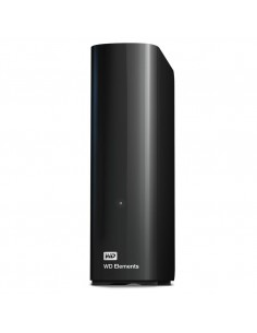Western Digital WDBWLG0060HBK external hard drive 6000 GB Black Western Digital WDBWLG0060HBK-EESN - 1