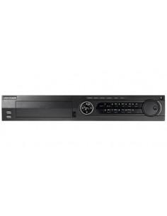Hikvision digital Technology DS-7308HQHI-K4 video inspelare Svart Hikvision DS-7308HQHI-K4 - 1