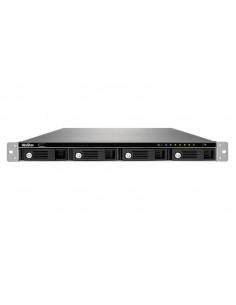 QNAP VS-4108U-RP-PRO+-EU NAS- & lagringsservrar Lagringsserver Rack (1U) Nätverksansluten (Ethernet) Svart Qnap VS-4108U-RP-PRO+
