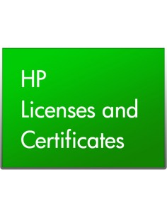 Hewlett Packard Enterprise VMware vSphere Standard to Plus Upgrade 1 Processor 1yr E-LTU lisenssi(t) Hp BD738AAE - 1