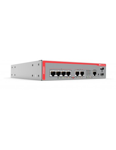 Allied Telesis AT-AR2050V-30 hårdvarubrandväggar 750 Mbit/s Allied Telesis AT-AR2050V-30 - 1