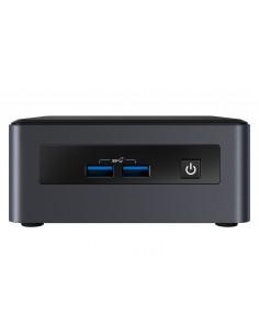 Intel NUC BKNUC8V5PNH barebone-tietokonerunko 0.69L kokoinen PC Musta BGA 1528 i5-8365U 1.6 GHz Intel BKNUC8V5PNH - 1