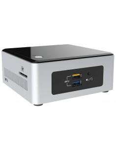 Intel NUC BOXNUC5CPYH PC/workstation barebone UCFF Black, Silver BGA 1170 N3060 1.6 GHz Intel BOXNUC5CPYH - 1
