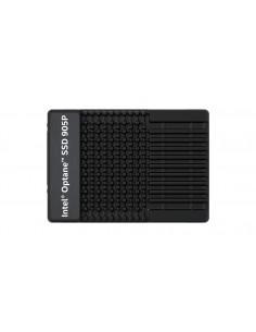 Intel Optane SSDPE21D960GAX1 SSD-massamuisti U.2 960 GB PCI Express 3.0 3D XPoint NVMe Intel SSDPE21D960GAX1 - 1