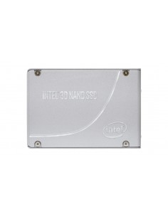 Intel SSDPE2KE016T8OS SSD-hårddisk U.2 1600 GB PCI Express 3.1 TLC 3D NAND NVMe Intel SSDPE2KE016T8OS - 1