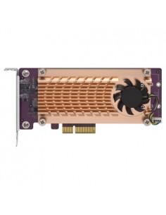 QNAP QM2 interface cards/adapter Internal M.2 Qnap QM2-2P-244A - 1