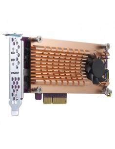 QNAP QM2 interface cards/adapter Internal M.2 Qnap QM2-2P-384 - 1