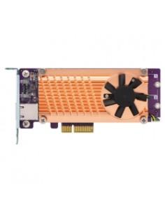 QNAP QM2-2P10G1TA liitäntäkortti/-sovitin Sisäinen M.2, RJ-45 Qnap QM2-2P10G1TA - 1