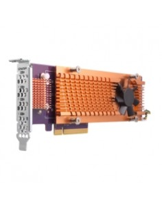QNAP QM2 nätverkskort/adapters Intern M.2 Qnap QM2-4P-284 - 1