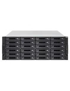 QNAP TVS-2472XU-RP NAS Teline ( 4U ) Ethernet LAN Musta i5-8500 Qnap TVS-2472XU-RP-I5-8G - 1