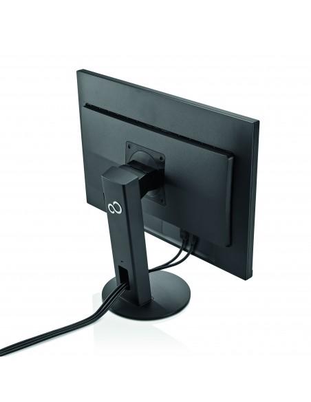 "Fujitsu Displays P24-8 WS Neo 61 cm (24"") 1920 x 1200 pikseliä WUXGA LED Musta Fujitsu Technology Solutions S26361-K1647-V160 -"