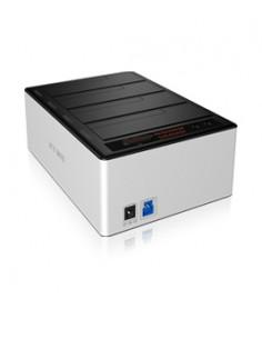 ICY BOX IB-141CL-U3 Alumiini, Musta Raidsonic Technology Gmbh IB-141CL-U3 - 1