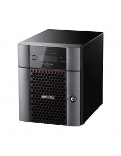 Buffalo TeraStation 6400DN NAS Skrivbord Nätverksansluten (Ethernet) Svart C3538 Buffalo TS6400DN0804-EU - 1