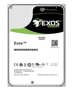"Seagate Exos X16 3.5"" 14000 GB Serial ATA III Seagate ST14000NM001G - 1"