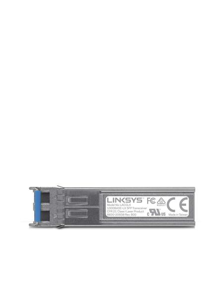 Linksys LACGLX lähetin-vastaanotinmoduuli Valokuitu 1000 Mbit/s SFP 1310 nm Linksys LACGLX - 2