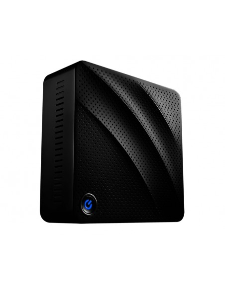 MSI Cubi N 8GL-062MYS N4000 mini PC Intel® Celeron® 4 GB DDR4-SDRAM 64 SSD Windows 10 Pro Musta Msi CUBI N 8GL-062MYS - 4