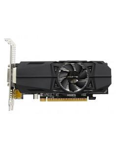 Gigabyte GeForce GTX 1050 Ti OC Low Profile 4G NVIDIA 4 GB GDDR5 Gigabyte GV-N105TOC-4GL - 1