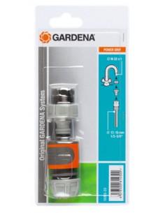 Gardena 18285-20 water Hose fitting connector Grey, Orange 1 pc(s) Gardena 18285-20 - 1
