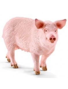 Schleich Farm Life Pig Schleich 13782 - 1