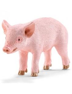 Schleich Farm Life Piglet, standing Schleich 13783 - 1