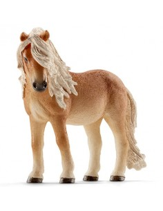 Schleich Farm Life Icelandic Pony mare Schleich 13790 - 1
