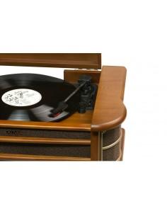 Denver MCR-50 audio turntable Brown Denver MCR50MK3 - 1