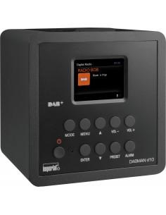 Telestar DABMAN d10 Bärbar Analog och digital Svart Imperial 22-271-00 - 1