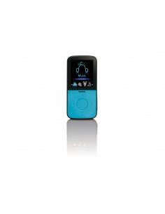 Lenco PODO-153 MP3 player 4 GB Black, Blue Lenco PODO-153B - 1
