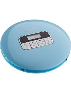 Grundig GCDP 8000 Bärbar CD-spelare Blå Grundig GDR1401 - 1