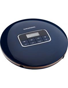 Grundig GCDP 8000 Kannettava CD-soitin Sininen Grundig GDR1403 - 1