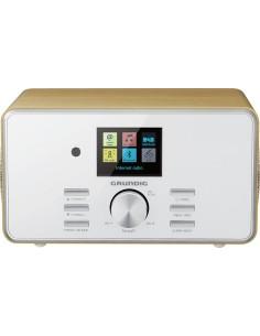 Grundig DTR 5000 2.0 Henkilökohtainen Digitaalinen Tammi, Valkoinen Grundig GIR1060 - 1