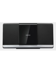 Grundig WMS 3000 BT DAB Home audio micro system 20 W Black Grundig GMH1010 - 1