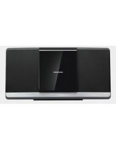 Grundig WMS 3000 BT DAB Kodin mikroaudiojärjestelmä 20 W Musta Grundig GMH1010 - 1