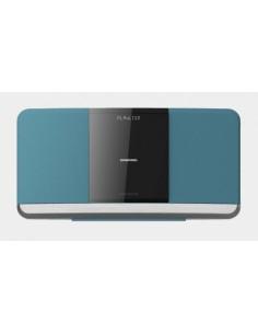 Grundig WMS 3000 BT DAB Hemmaljud mikrosystem 20 W Blå Grundig GMH1020 - 1