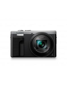 "Panasonic Lumix DMC-TZ80 1/2.3"" Kompakti kamera 18.1 MP MOS 4896 x 3672 pikseliä Musta, Hopea Panasonic DMC-TZ80EG-S - 1"
