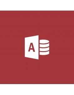 Microsoft Access Microsoft 077-05652 - 1