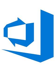 Microsoft Azure DevOps Server 1 lisenssi(t) Lisenssi Microsoft 126-01011 - 1