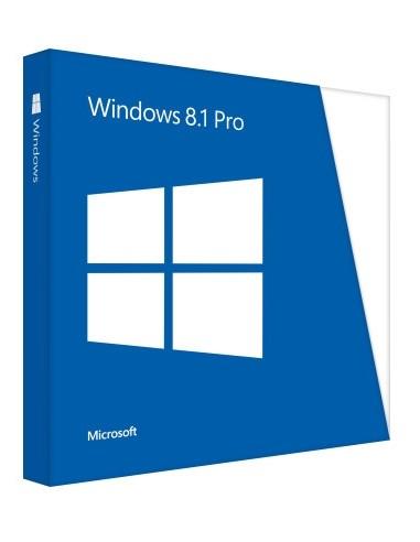 Microsoft Windows 8.1 Pro Microsoft 4YR-00212 - 1