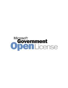 Microsoft SharePoint Server, GOV OLP, CAL 1 lisenssi(t) Microsoft H05-01579 - 1