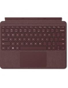 Microsoft Surface Go Signature Type Cover mobiililaitteiden näppäimistö Puola Burgundi Microsoft KCT-00053 - 1