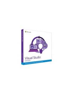 Microsoft Visual Studio Enterprise MSDN 1 lisenssi(t) Monikielinen Microsoft MX3-00131 - 1