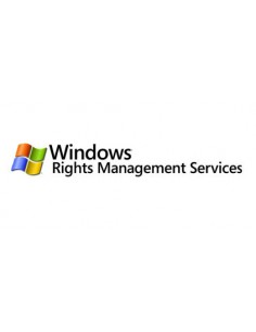 Microsoft Windows Rights MGMT Services CAL 1 licens/-er Engelska Microsoft T98-00579 - 1