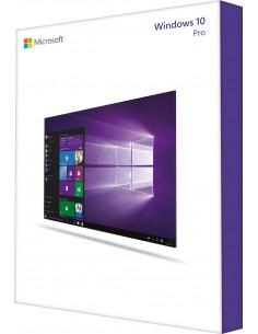 Microsoft Windows 10 Pro Microsoft FQC-09512 - 1